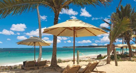Adembenemend strand aan het VIK Hotel Arena Blanca