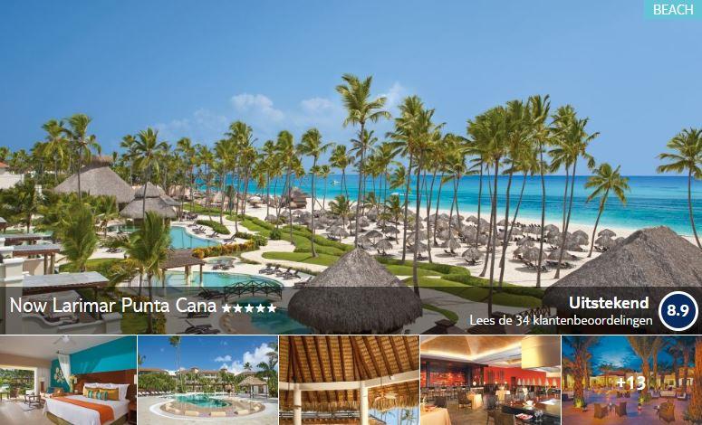 Voor wie net dat tikkeltje meer wil is er Now Larimar Punta Cana
