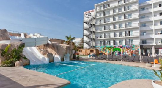 Hotel Alegria Pineda Splash