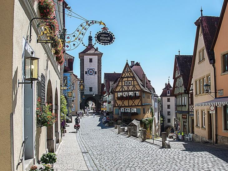 Rothenburg ob der Tauer